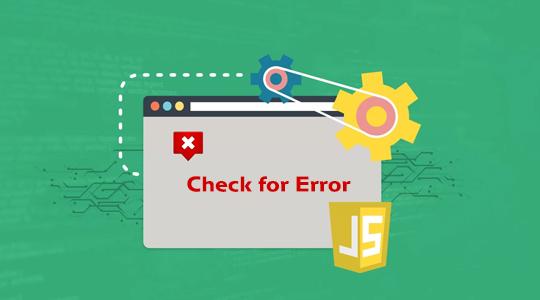 Check-for-error