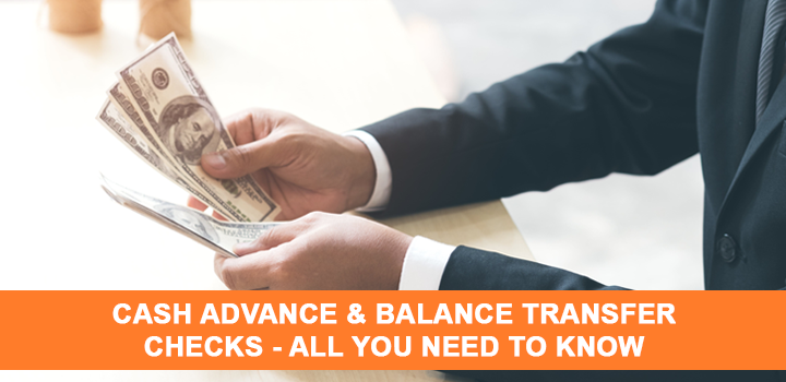 Balance Transfer Checks