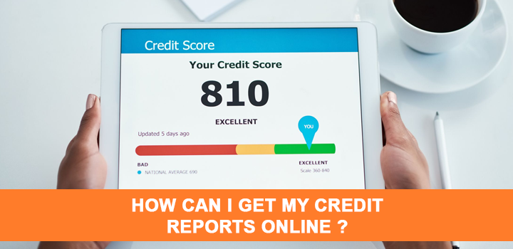 Credit Reports Online