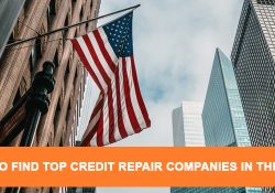 credit repair companies in the USA