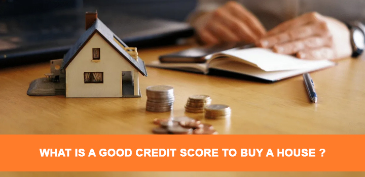 good credit score to buy a house