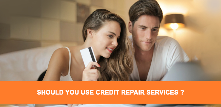 Should You Use Credit Repair Services?