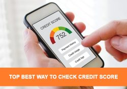 best way to check credit score