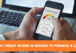 Credit Score is Needed to Finance a Car